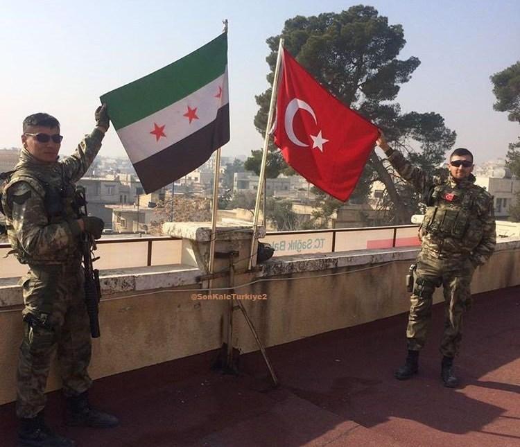 طبول الحرب تقرع على حدود تل ابيض السورية تركيا تسدعي قادة الشمال Oao_ia10