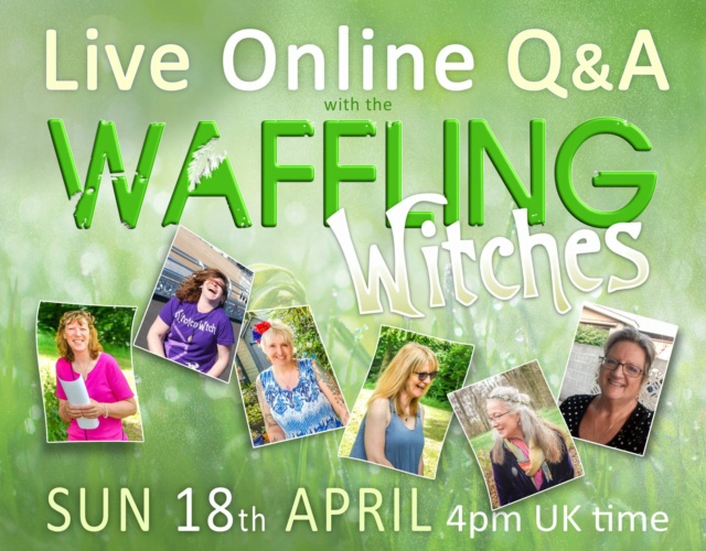 Online Live Waffling Witches Chat 16064610