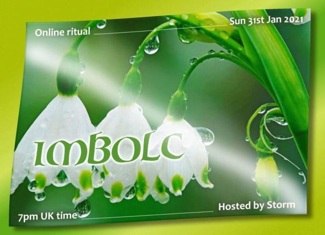 Online Imbolc Ritual  8d5d3310