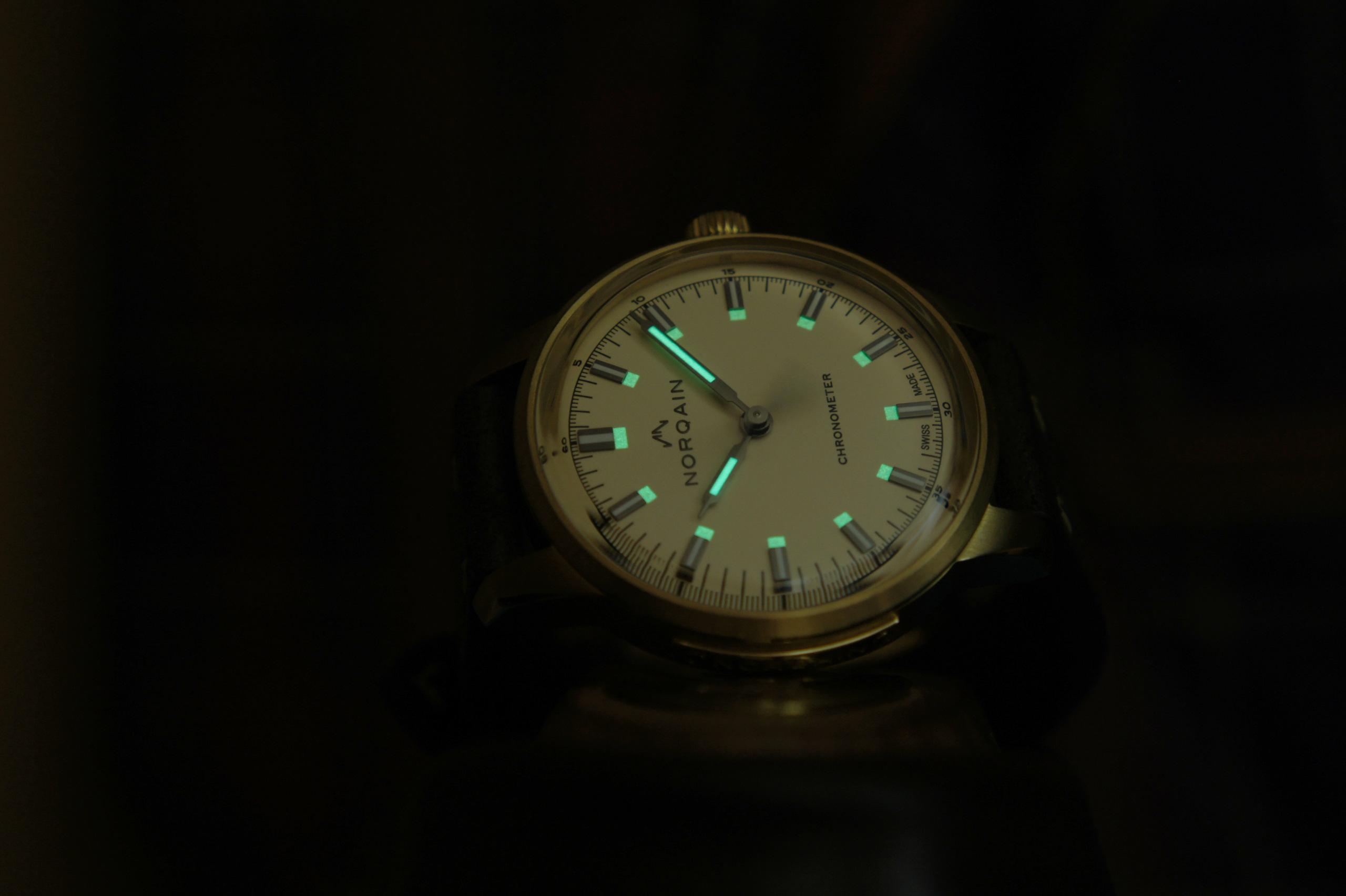 [Revue] Norqain Freedom 60 bronze 39mm Lumesh11