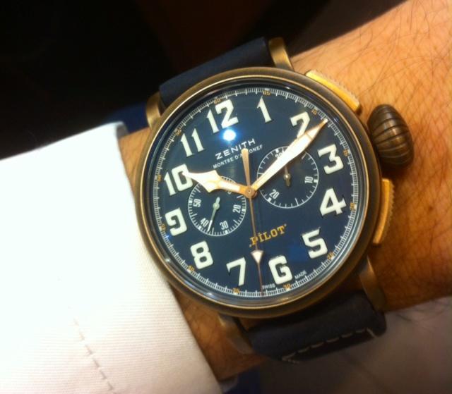 La montre de pilote par excellence - Pilot Type 20 Extra Special - Page 2 Photo_31