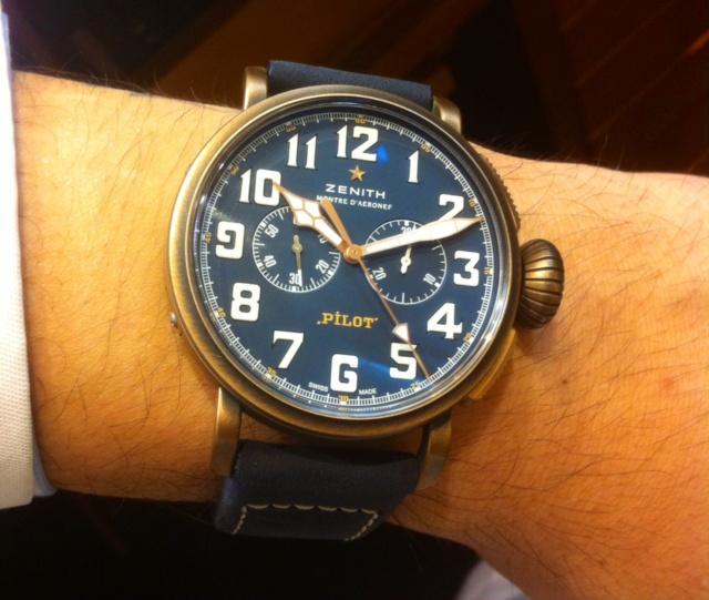 La montre de pilote par excellence - Pilot Type 20 Extra Special - Page 2 Photo_32