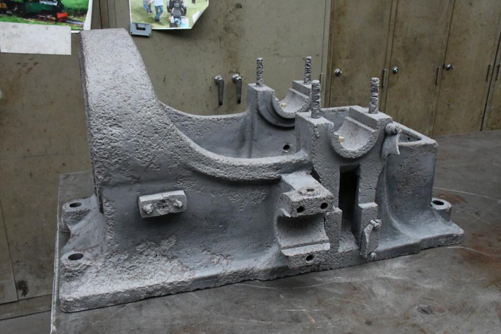 Moteur de fortification : le Fétu-Defize de Loncin.  92110