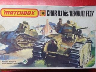 Char FT au raid de Dieppe de 1942_1/72e_ 15202510