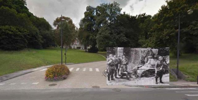 Char FT au raid de Dieppe de 1942_1/72e_ Dieppe12