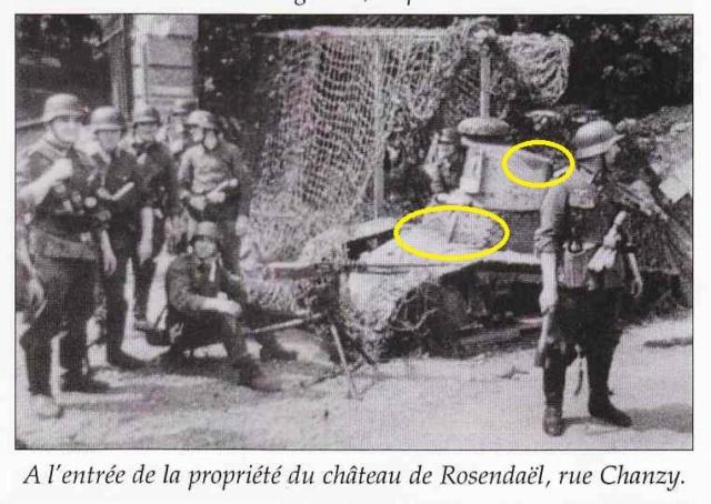 Char FT au raid de Dieppe de 1942_1/72e_ - Page 2 Ft1_ca10