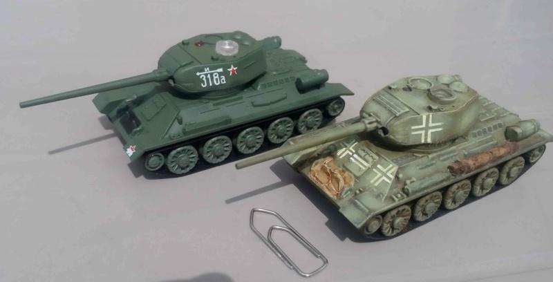CHAR T34-85_détourné par les allemands_1944_1/72 Img_2011