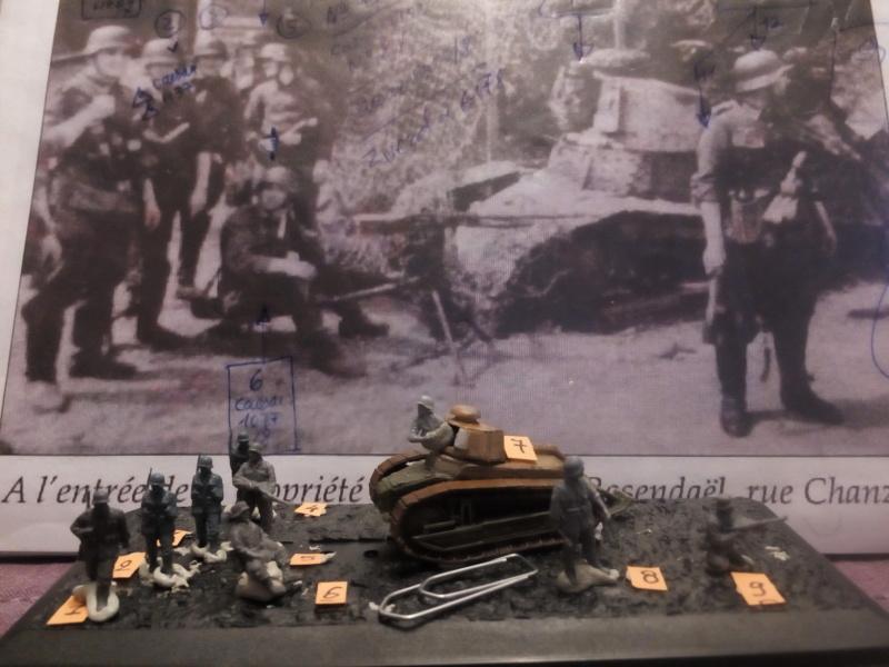 Char FT au raid de Dieppe de 1942_1/72e_ Img_2025