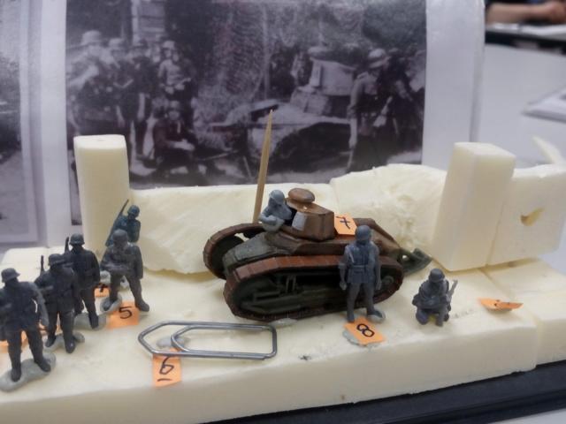 Char FT au raid de Dieppe de 1942_1/72e_ Img_2029
