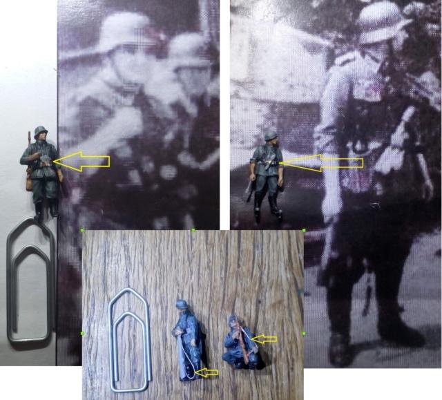 Char FT au raid de Dieppe de 1942_1/72e_ Ww2_al10