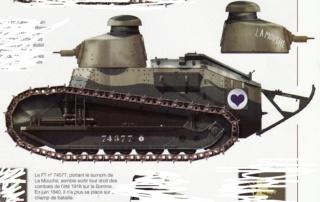 Char FT au raid de Dieppe de 1942_1/72e_ - Page 2 Ww2_fr10