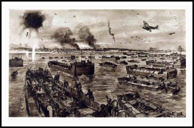 Char FT au raid de Dieppe de 1942_1/72e_ Zero-h12