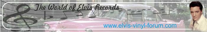 Das Elvis Presley Vinyl Forum