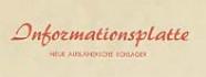 INFORMATIONS-SCHALLPLATTEN (TELDEC)
