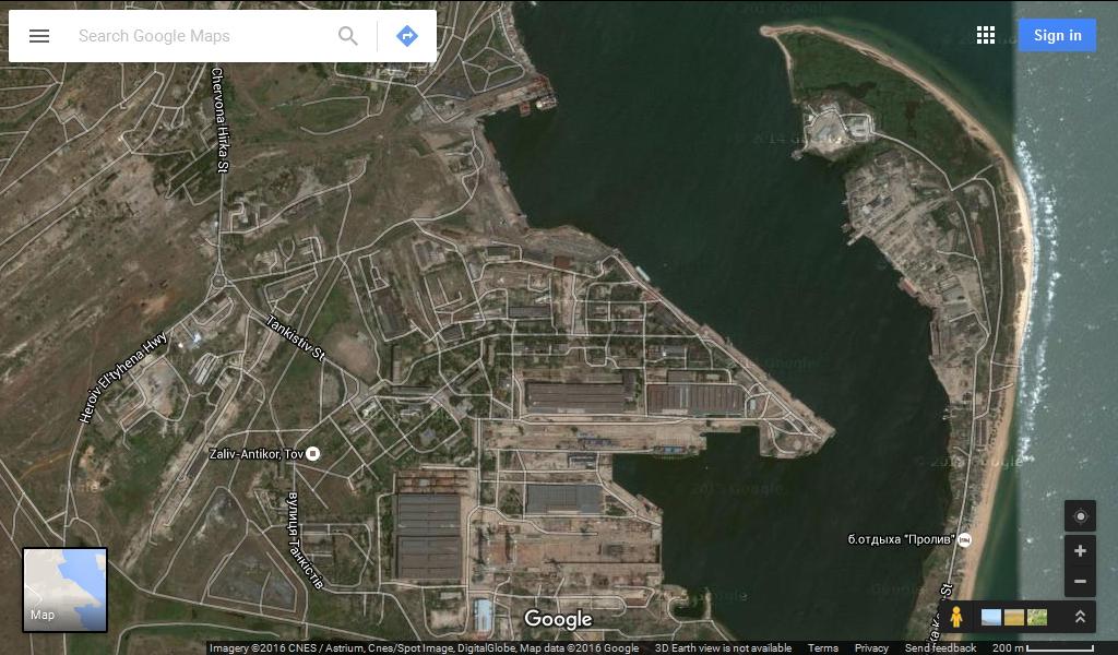 Aircraft Carrier Admiral Kuznetsov: News #2 - Page 19 Zaliv_10
