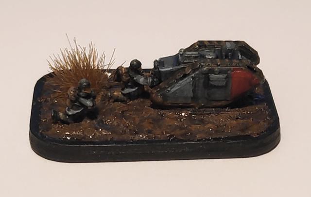 Section de démolition cyclope Cyclop18