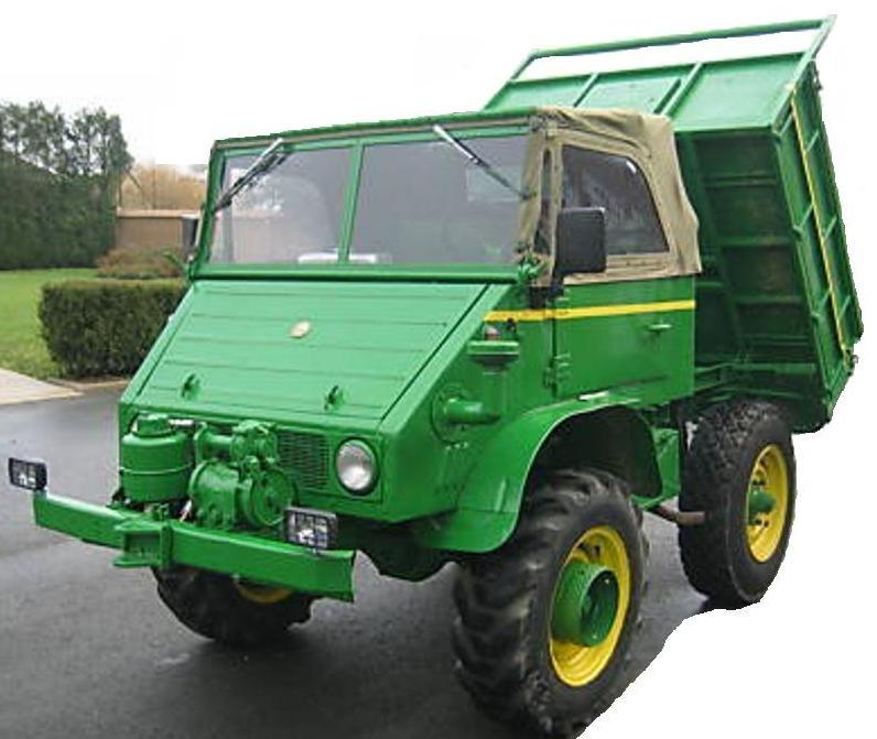 Vends UNIMOG 411 110 décapotable restauré Image110