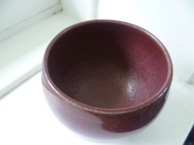Quite a nice small bowl, could be modern though P1390010