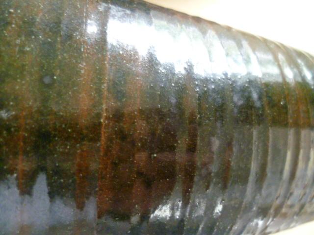 26 cm coil built vase - Torquay perhaps P1390413