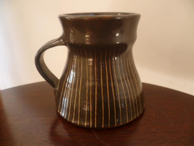 Polperro Pottery - Frank & Angie Robinson and Steve Harland  P1420414