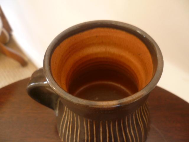 Polperro Pottery - Frank & Angie Robinson and Steve Harland  P1420415