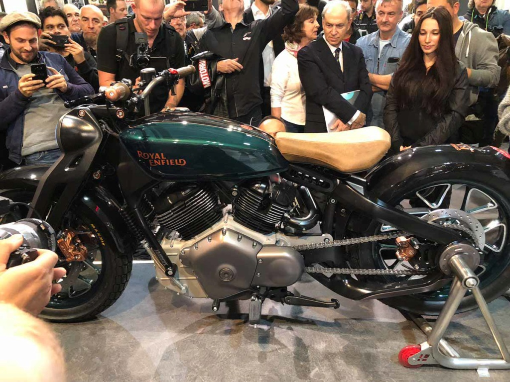 Royal Enfield bicylindre .... - Page 2 Kxconc15