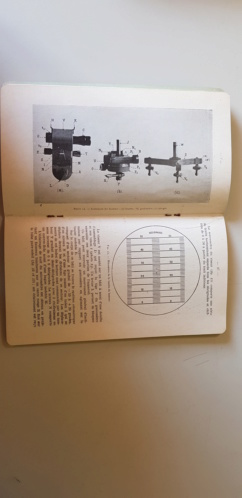 Materiel section de réglage par coups fusants hauts 1924 20190510