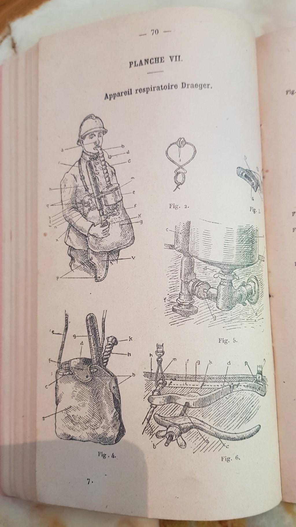 Instruction technique de protection contre les gazs - Edition 1929 20190625