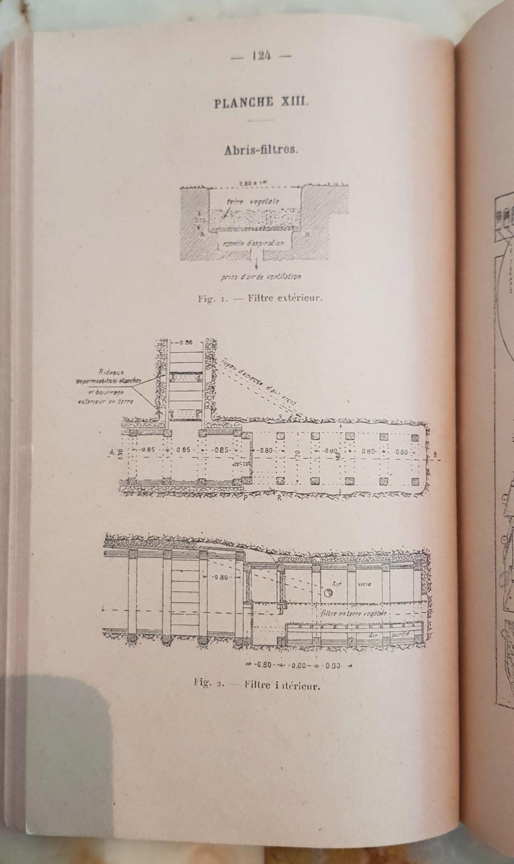 Instruction technique de protection contre les gazs - Edition 1929 20190627