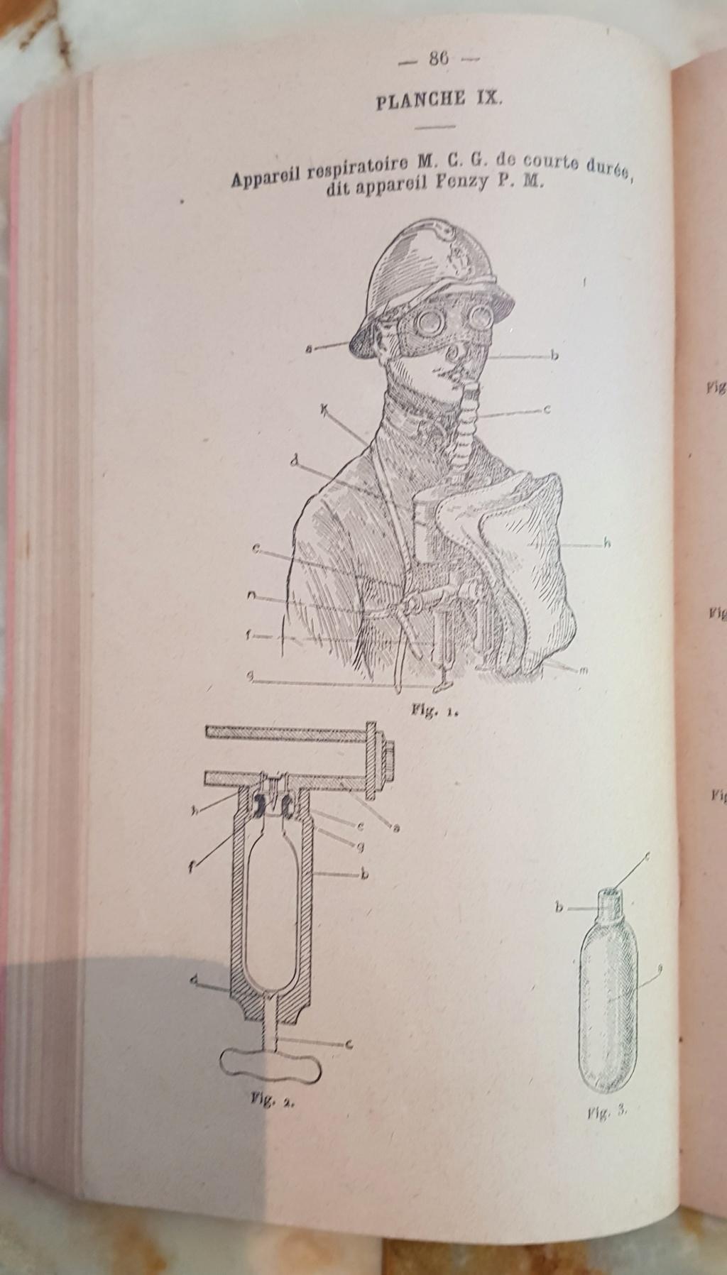 Instruction technique de protection contre les gazs - Edition 1929 20190628