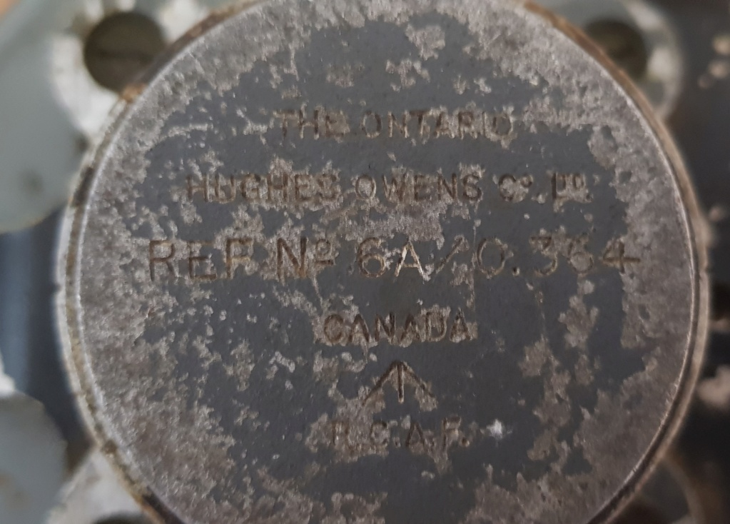 Compas de la RCAF 20190737