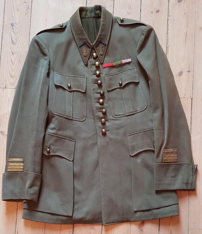 Vareuse officier infanterie  20190852