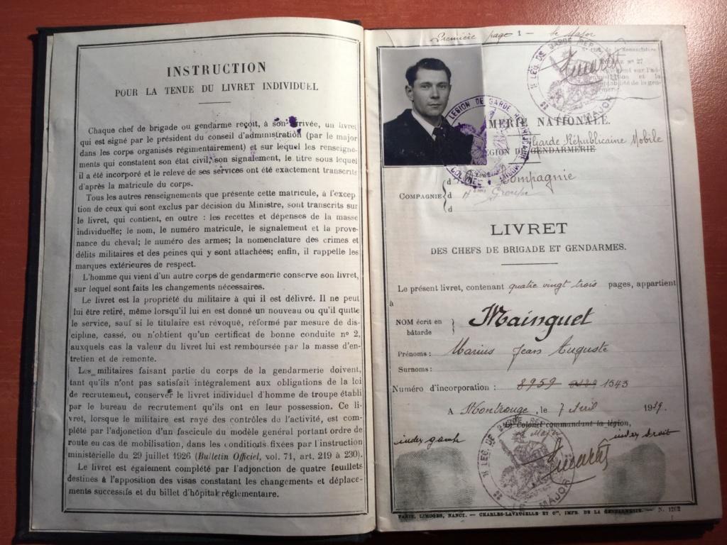 Papiers d'un gendarme 42b44e10