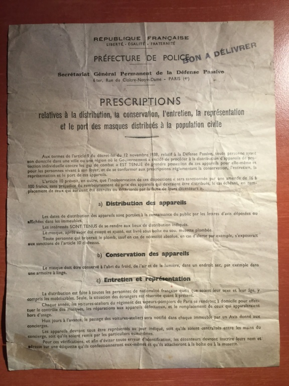 Documents Dp et avant guerre 658d3410