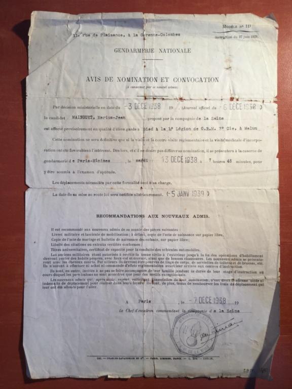 Papiers d'un gendarme 892dcb10