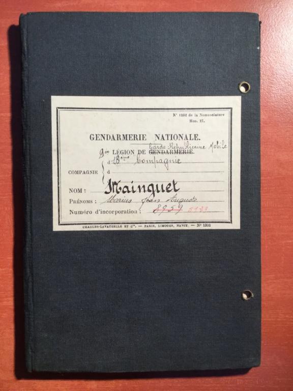 Papiers d'un gendarme A4f16b10