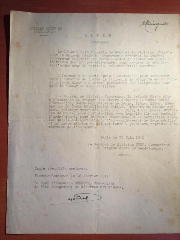 Papiers d'un gendarme Ae0f5d10