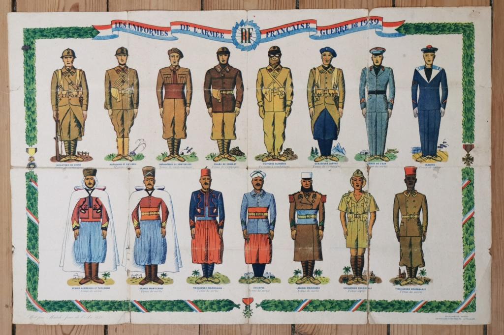 Affiche uniformes 1939 Img_2245