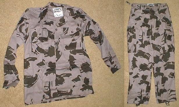 Adro/Adder camo clothing Saurba11