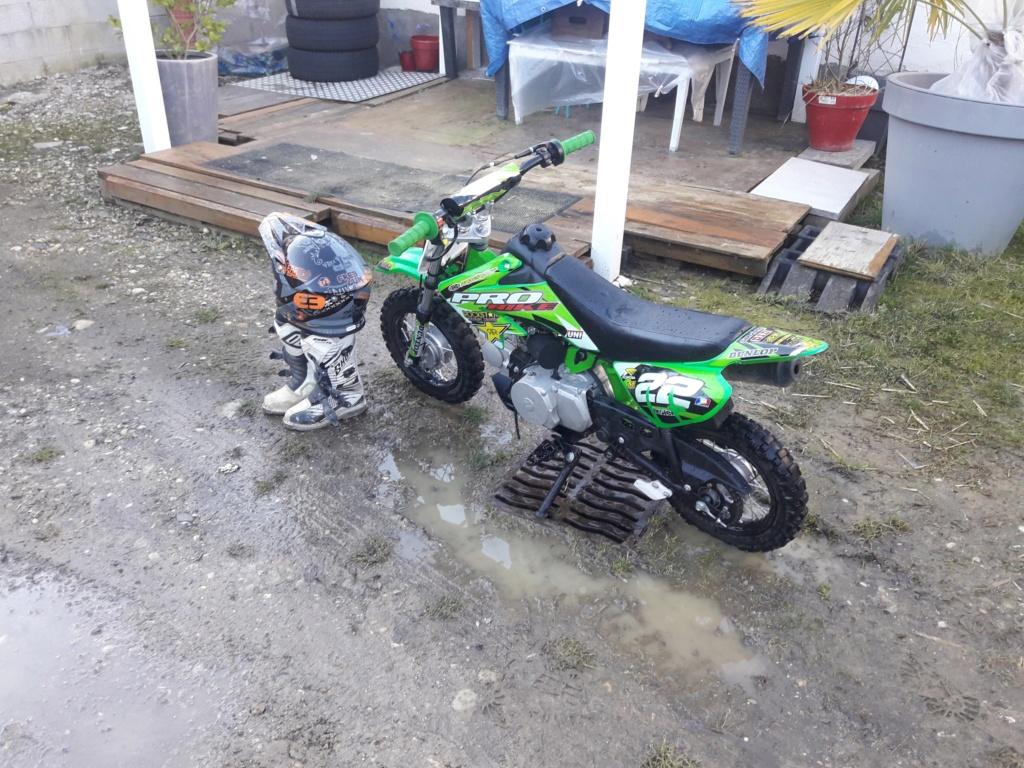 A vendre, Moto enfant, dirt bike 20190212