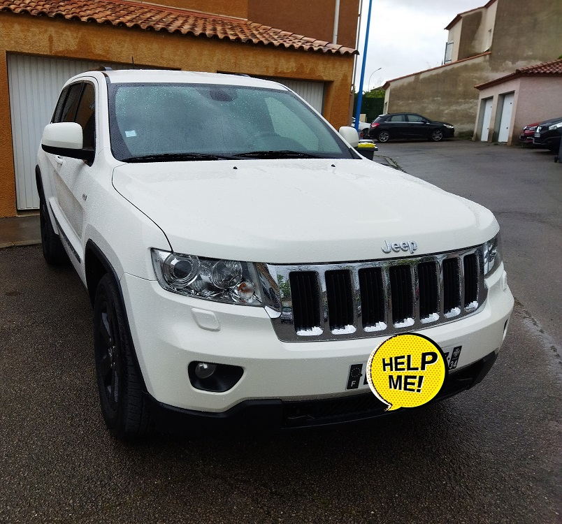Ma nouvelle Jeep Grand Cherokee wk2..  Img_2013