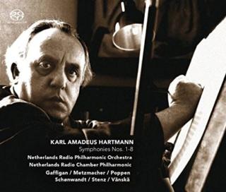 Karl-Amadeus Hartmann ( 1905 - 1963 ) 514hit10