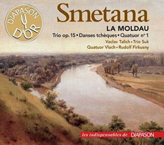 Smetana - Musique de chambre 51v13s10