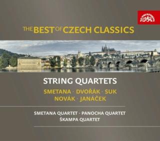 Smetana - Musique de chambre 71v-hv10