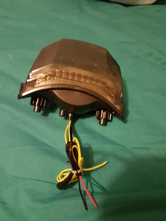 Branchement Feux arrière LED 58994410