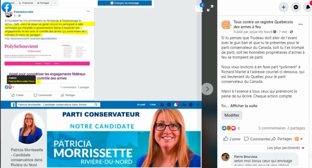 Est-ce que certains candidats conservateurs se trompent de parti?  Poli10