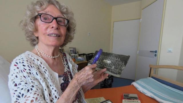 Liliane Valter, dernière des Rochambelles, s'en est allée B9721610