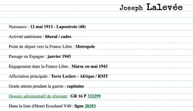 Recherche des infos sur M. Lalevée Joseph Justin Captur29