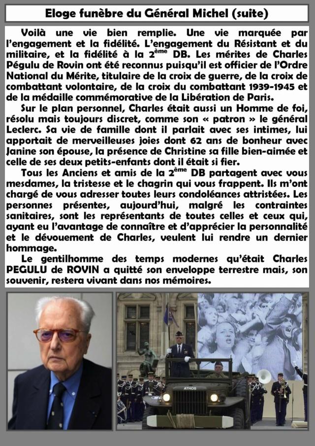 Charles PEGULU de ROVIN (I/RMT) † 30/03/2021 Cp412