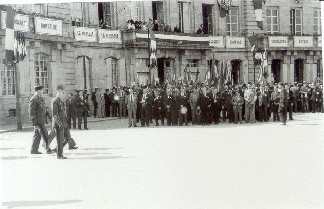 Alençon « Sur les pas de la 2e DB du Général Leclerc » Genera10